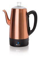 Euro Cuisine, 12 Cup, Electric Coffee Percolator - PER12