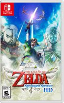 Jeu Video The Legend of Zelda™: Skyward Sword HD pour (Nintendo Switch)