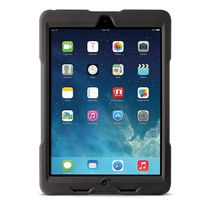 BlackBelt 1st Degree Rugged Case for iPad™ Air, Black