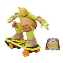 Teenage Mutant Ninja Turtles XPV Remote Control Skateboarding Mikey