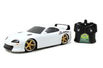 HyperChargers Exotic Toyota Supra Tuner RC Toy Vehicle