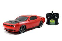 HyperChargers 2015 Dodge Challenger SRT Hellcat Rc Toy Vehicle