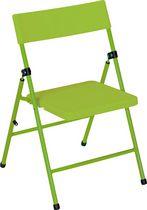 Cosco Kid's Pinch-free Folding Chair Fuchsia Burst
