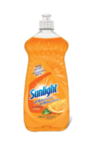 Sunlight® Ultra – Antibacterial Dishwashing Liquid