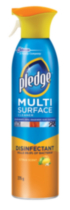 Pledge® Multi-Surface Disinfectant – Citrus