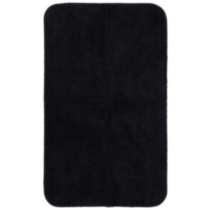 Mainstays Bath Mat Black