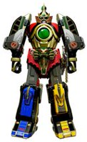 Mighty Morphin Power Rangers Legacy Thunder Megazord Figure
