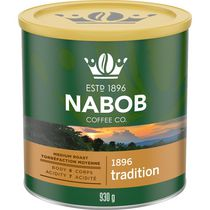 Nabob Tradition Fine Grind Medium Roast Coffee