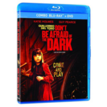 Don't Be Afraid Of The Dark (Blu-ray + DVD) (Bilingual)