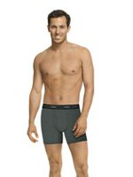Hanes Men's Tagless X-Temp™ Boxer Briefs with Comfort Flex® Waistband Medium