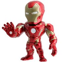 "Jada Toys Metals 4"" Iron Man 3 Diecast Figure"