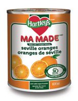 Hartley's Ma Made Thin Cut Seville Oranges for Homemade Marmalade