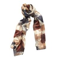 George Women's Oblong Printed Scarf