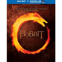 The Hobbit: The Motion Picture Trilogy (Blu-ray + DVD + Digital HD UltraViolet) (Bilingual)
