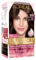 L'Oréal Excellence ProKeratin G15 Dark Chocolate Brown