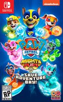 Jeu vidéo Paw Patrol Mighty Pups pour (Nintendo Switch)