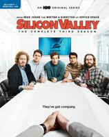 Silicon Valley: The Complete Third Season (Blu-Ray + Digital HD)