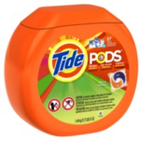Tide PODS Laundry Detergent Mystic Forest scent