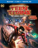 DCU: Teen Titans: The Judas Contract (Blu-ray + DVD + Digital HD) (Bilingual)