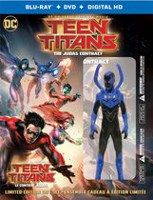 DCU: Teen Titans: The Judas Contract (Blu-ray + DVD + Digital HD) (Limited Edition Gift Set) (Bilingual)