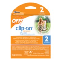 OFF! Clip-On Mosquito Repellant Refill