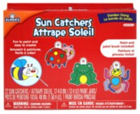 Sun Catchers Kit - Garden Gang