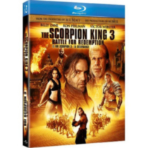 The Scorpion King 3 (Blu-ray)