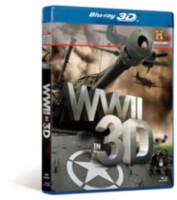 Film WWII in 3D (Bluray) (Anglais)