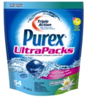 Purex UltraPacks Liquid Laundry Detergent After the Rain 54 loads