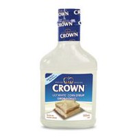 CROWN LILY WHITE CORN SYRUP