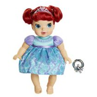 Disney Princess My First Deluxe Ariel Baby Doll