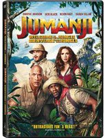 Jumanji: Welcome To The Jungle (Bilingual)