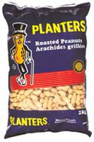 Planters In Shell Roasted Peanuts