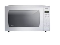 Panasonic NNST966W 2.2 cu.ft. with Genius and Inverter Technology Countertop Microwave Oven