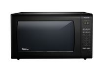 Panasonic NNST966B Full Size 2.2 cft. Microwave Oven with Turbo Defrost, Black