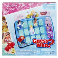 Jeu Guess Who? édition princesses de Disney