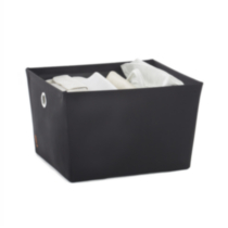 Neatfreak® Large Storage Bin – Black