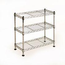 Seville Classics 3 Shelf Counter Organizer