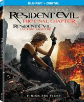 Resident Evil: The Final Chapter (Blu-ray + HD Numérique) (Bilingue)
