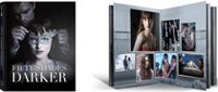 Fifty Shades Darker (Blu-ray + DVD + Digital HD + Collectible Packaging) (Walmart Exclusive) (Bilingual)