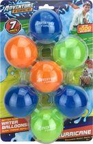 Adventure Force 7-Pack Hurricane Reusable Water Balls/ Balloons
