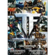 Transformers Trilogy: Transformers / Transformers: Revenge Of The Fallen / Transformers: Dark Of The Moon