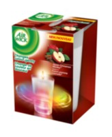 Air Wick® Colour Changing Candle - Apple Cinnamon Medley