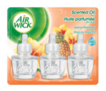 Airwick® Island Paradise Scented Oil Refills