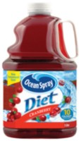 Ocean Spray Diet Cranberry Low Calorie Beverage