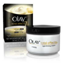 Olay Total Effects Anti-Aging Night Firming Treatment Cream