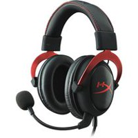 HyperX Cloud II Headset, Red