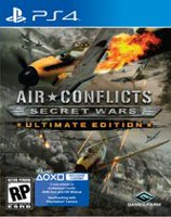 AIR CONFLICTS SECRET WARS (PS4)