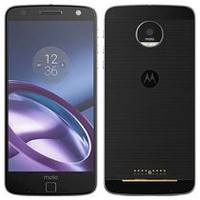 "Motorola Moto Z 5.5"" Unlocked Smart Phone, 32 GB, Black"