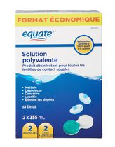 Equate Value Size Multi-Purpose Solution